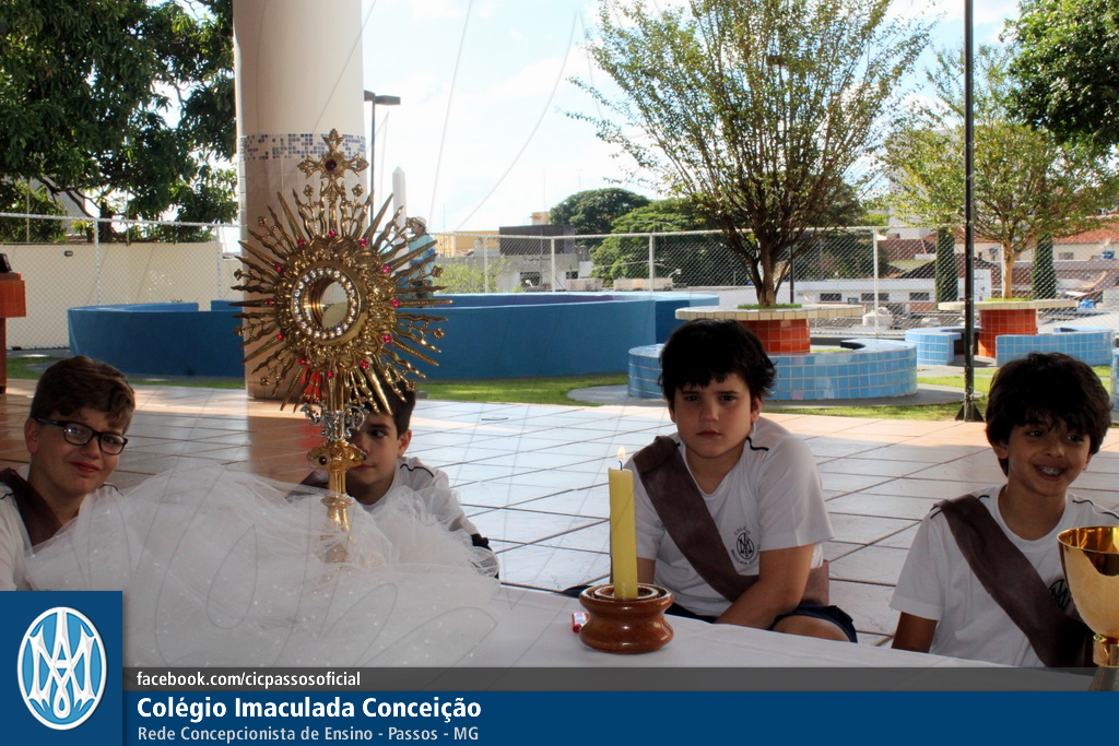 Você está vendo imagens do artigo: Pastoral: Celebração de Corpus Christi