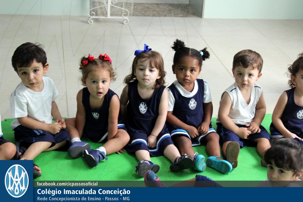 Você está vendo imagens do artigo: Educação Infantil: 2º Encontrinho
