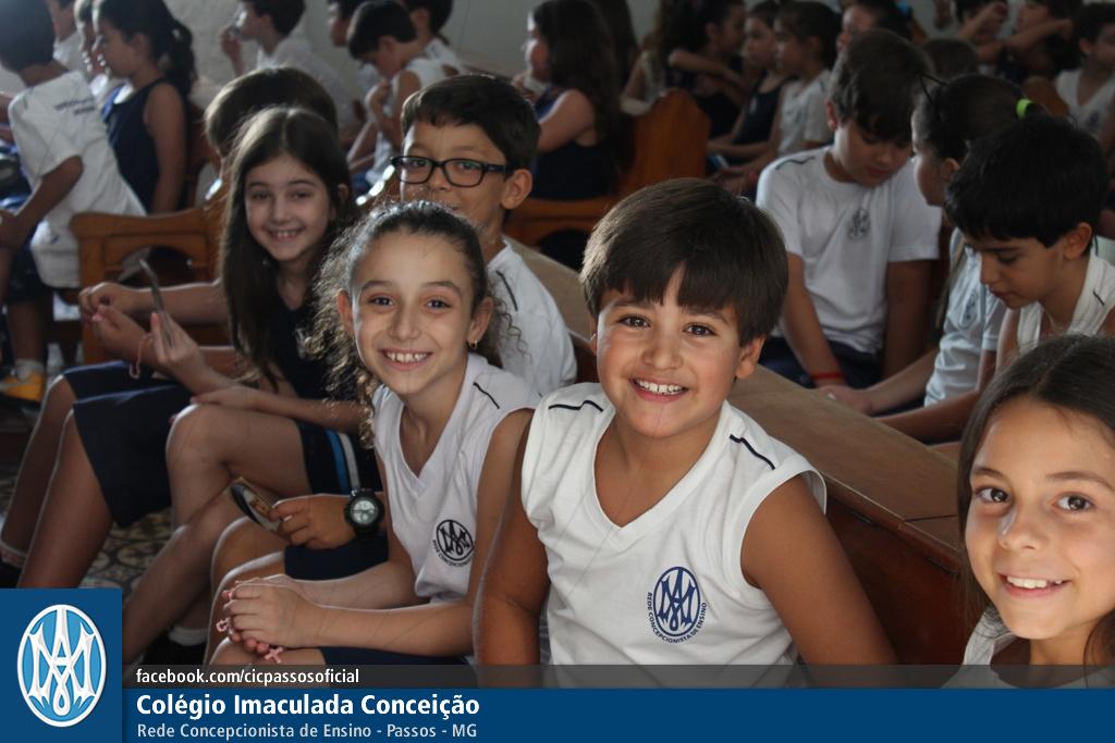 Você está vendo imagens do artigo: EF: aniversário da canonização de Carmen Sallés