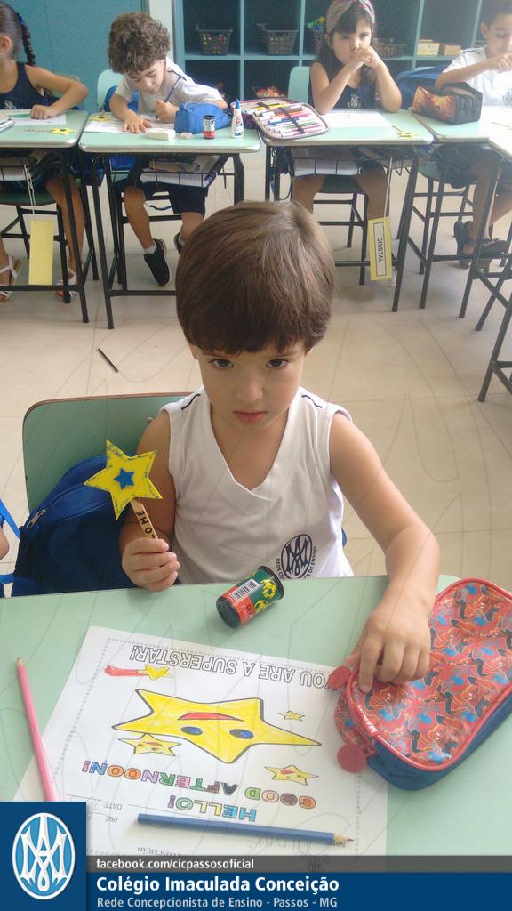 Você está vendo imagens do artigo: Educação Infantil: a importância da língua inglesa
