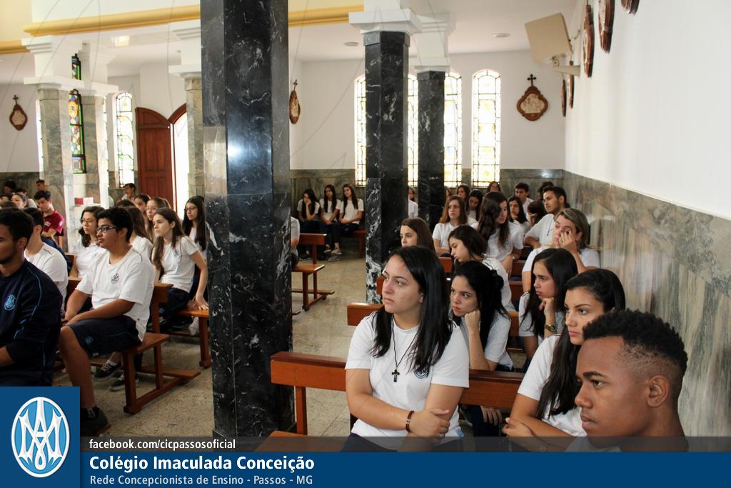 Você está vendo imagens do artigo: Pastoral: Manhãs de Espiritualidade no Carmelo