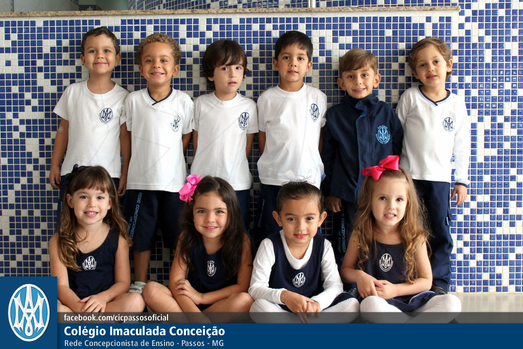 Você está vendo imagens do artigo: Infantil: aniversariantes de novembro e dezembro