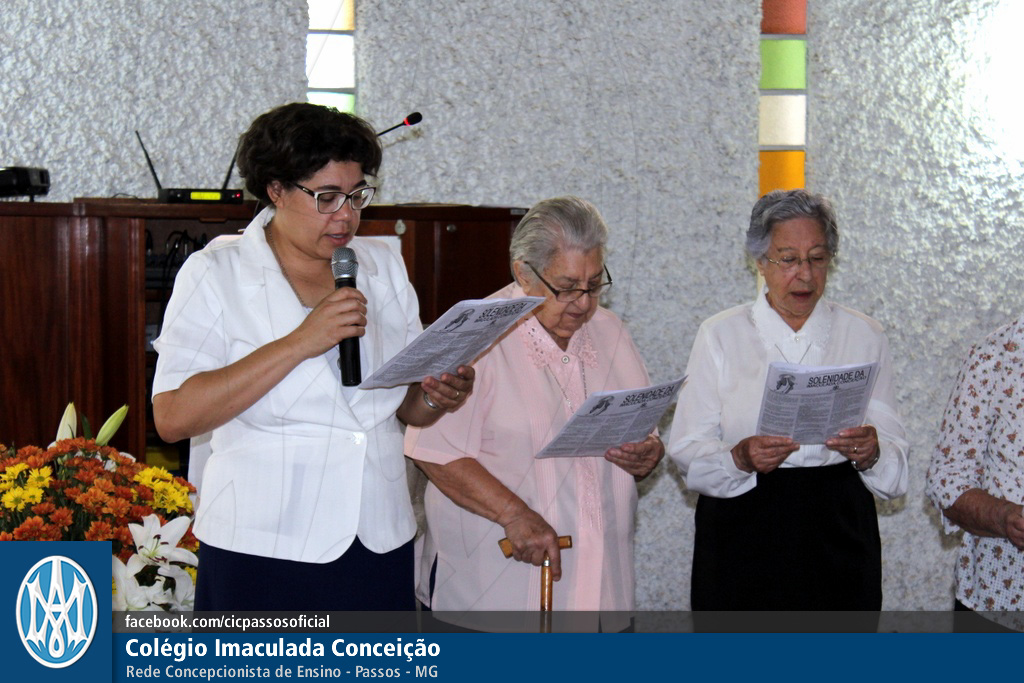Você está vendo imagens do artigo: Solenidade da Imaculada Conceição